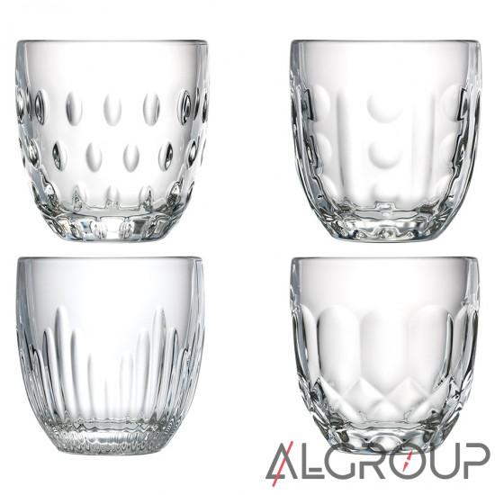 купить Набор стаканов 230 мл, 4 шт, Troquet, La Rochere
