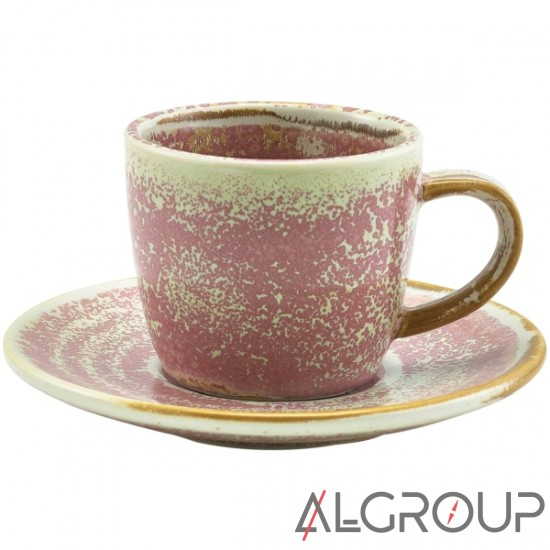 Чашка 90 мл, Terra Porcelain Rose Pink, GenWare CUP-PRS9