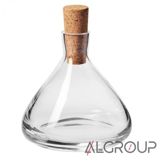 купить Графин 1100 мл для вина, с пробковой крышкой, Wine Connoisseur, Krosno (Кросно)
