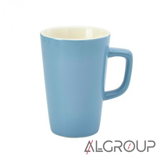 купить Кружка для латте, 340 мл, голубая Color Tea, GenWare