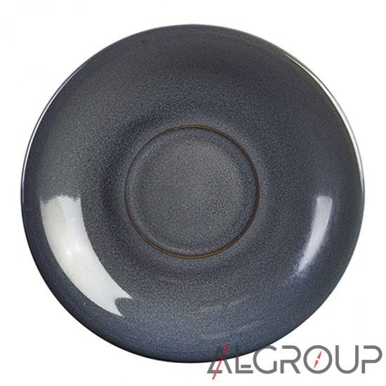 купить Блюдце голубое 15 см, Terra Stoneware Rustic, GenWare