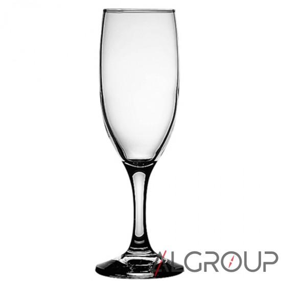 купить Бокал для шампанского, 190 мл, 19,3х5/6,2 см
